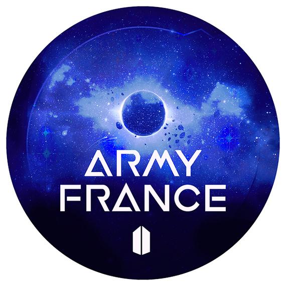 BTS + ARMY soutien à l'APHP