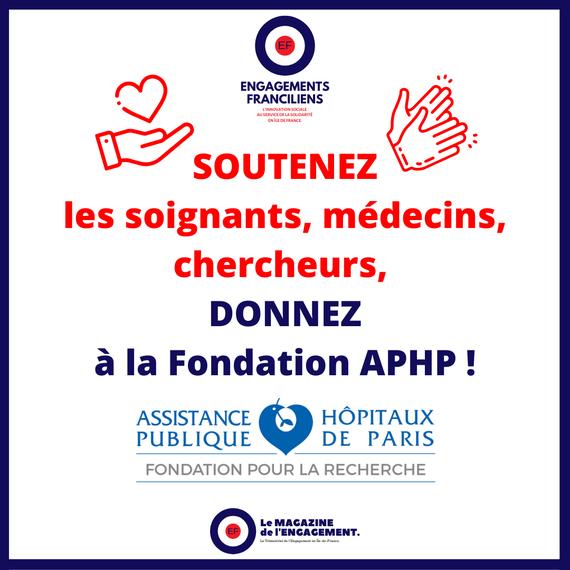 Collecte ENGAGEMENTS FRANCILIENS pour l'APHP