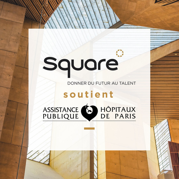 Square s'engage pour AP-HP