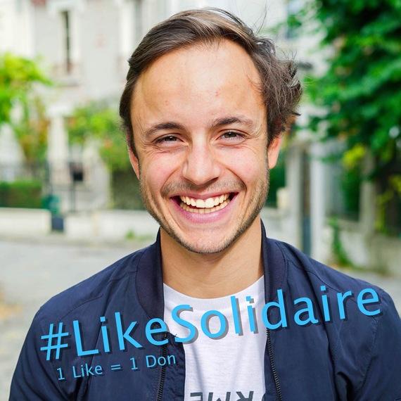 #LikeSolidaire #Ensemble #AidonsNosSoignants